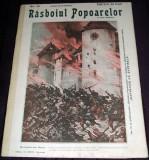 1915 RAZBOIUL POPOARELOR Nr. 30 - revista Primul Razboi Mondial WW1, Ion Gorun