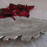 Tava frunza depose bijoux mic de argint semnat Brandimarte  Buscelli Italy
