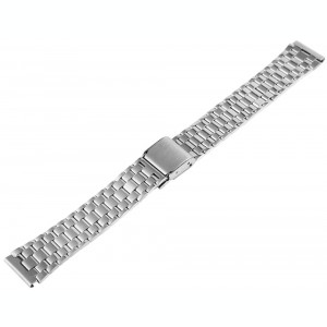 Bratara curea metalica ceas din otel inoxidabil 16mm latime