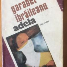 ADELA - GARABET IBRAILEANU - CARTE IN LIMBA MAGHIARA - Carte in maghiara