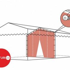 Corturi evenimente: Perete despartitor pentru corturi cu latime 6m