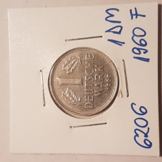 6206 GERMANIA 1 MARCA 1960 F