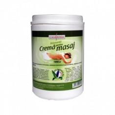 CREMA PENTRU MASAJ (SALVIE) 1000ML, INTERHERB - Ulei masaj