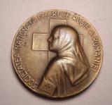 Medalie Societatea Nationala de Cruce Rosie a Romaniei 1876 - 1926