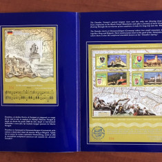 Romania - Album Filatelic 2010 - Nr.Lista 1863c - Stemele Dunarii I