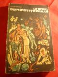 Nicuta Tanase - Ghidul Superstitiosului -12 +1 Zodii - ilustratii Tia Peltz 1974