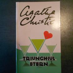 AGATHA CHRISTIE - TRIUNGHIUL ETERN {rao}