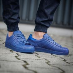 Adidasi Adidas Superstar -Adidasi Originali-Adidasi barbati S80327, Marime: 44 2/3, 45 1/3, Culoare: Din imagine
