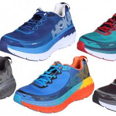 Bondi 5 Men's Running Shoes negru-alb UK 9, 5 - Incaltaminte atletism