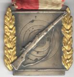 Medalia TIR - Distinction 1947, semnata Huguenin - Elvetia