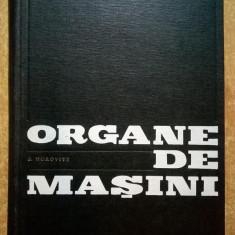 B. Horovitz - Organe de masini