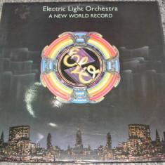 Vinyl/vinil Electric Light Orchestra (ELO)–A New World Record, Engl 76, VG mici zg - Muzica Rock