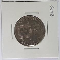 PORTUGALIA 20 ESCUDOS 2000, Europa