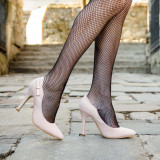 Pantofi dama Elen bej