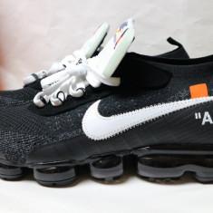 Adidasi Nike air Vapormax - Adidasi barbati, Marime: 44, Culoare: Negru
