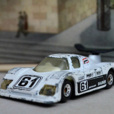 Macheta Matchbox Group C Racer- Macau - Macheta auto Matchbox, 1:64