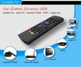 Telecomanda Smart TV, 3D Airmouse si tastatura Wireless, USB, Fara fir