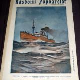 1915 RAZBOIUL POPOARELOR Nr. 50 - revista Primul Razboi Mondial WW1, Ion Gorun