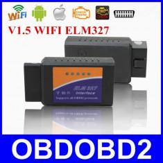 Interfata tester auto Diagnoza Elm327  OBD2 v1.5,Android  OBD II