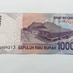 Indonezia 10000 rupiah 2012