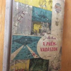 A PREMVAFSASZOK - JULES VERNE - 1964 - CARTE IN LIMBA MAGHIARA - Carte in maghiara