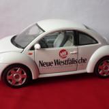 MACHETA AUTO VOLKSWAGHEN NEW BEETLE 1998, 1/18 BURAGO