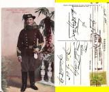 Salutari din Romania-tipuri,uniformele armatei romane-militara-rara, Circulata, Printata