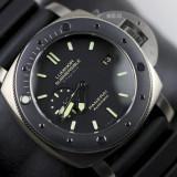 Luminor Panerai Submersible Amagnetic Clasa AAA+ - Ceas barbatesc Panerai, Mecanic-Automatic