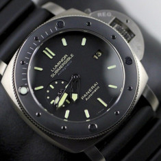 Luminor Panerai Submersible Amagnetic Clasa AAA+ - Ceas barbatesc Panerai, Mecanic-Automatic