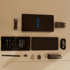 Telefon mobil Samsung Galaxy Note 8, 64GB, 4G, Midnight Black - Telefon Samsung, Negru, Neblocat, Single SIM