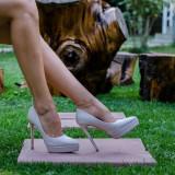 Pantofi dama Odette bej