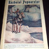 1915 RAZBOIUL POPOARELOR Nr. 25 - revista Primul Razboi Mondial WW1, Ion Gorun