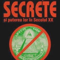 Organizatiile Secrete si puterea lor in secolul XX - Jan Van Helsing - Carte masonerie