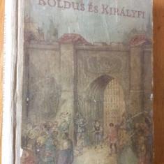 KOLDUS ES KIRALYFI - MARK TWAIN - CARTE IN LIMBA MAGHIARA - Carte in maghiara
