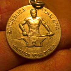 Medalie argint 800 Italia