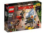 LEGO Ninjago - Atacul Piranha 70629
