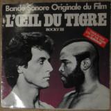 "Vinyl/vinil Rocky III-L'Oeil Du Tigre ""Bande Sonore Du Film""(soundtrack), VG+ - Muzica soundtrack"