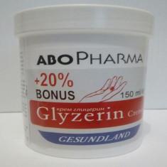 CREMA CU GLICERINA 150ml ABOPHARMA - Ulei masaj