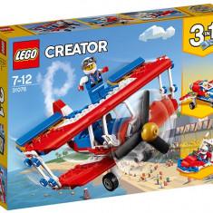 LEGO Creator - Avionul de acrobatii 31076