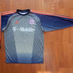 Bluza Adidas Climalite FC Bayern Munchen 1 Kahn; S, vezi dimensiuni; ca noua - Bluza barbati, Marime: S, Culoare: Din imagine