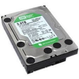 HDD 3 TB WD Green WD30EZRX IntelliPower 64MB Cache SATA 6.0Gb, 7200, SATA 3, Western Digital
