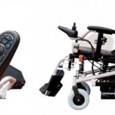 Fotoliu electric - Scaun cu rotile