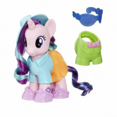 Jucarie My Little Pony Starlight Glimmer Fashion Style B7302 Hasbro