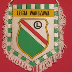 Fanion fotbal - LEGIA VARSOVIA (Polonia)