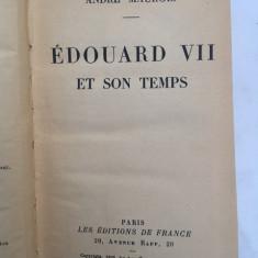Andre Maurois, Edouard VII et son temps