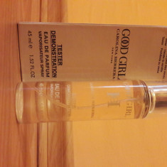 Parfum Tester Carolina Herrera Good Girl 45ml - Parfum femeie Carolina Herrera, Apa de parfum