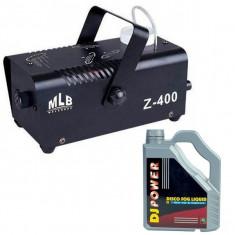 Masina de fum Z-400 si lichid