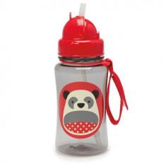 Sticluta cu Pai Panda - Sticla de parfum