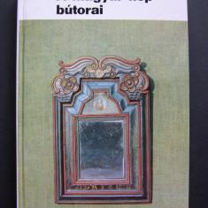 Mobila taraneasca din Ungaria - Carte Arta populara