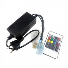 Controller Banda LED RGB IR 220V